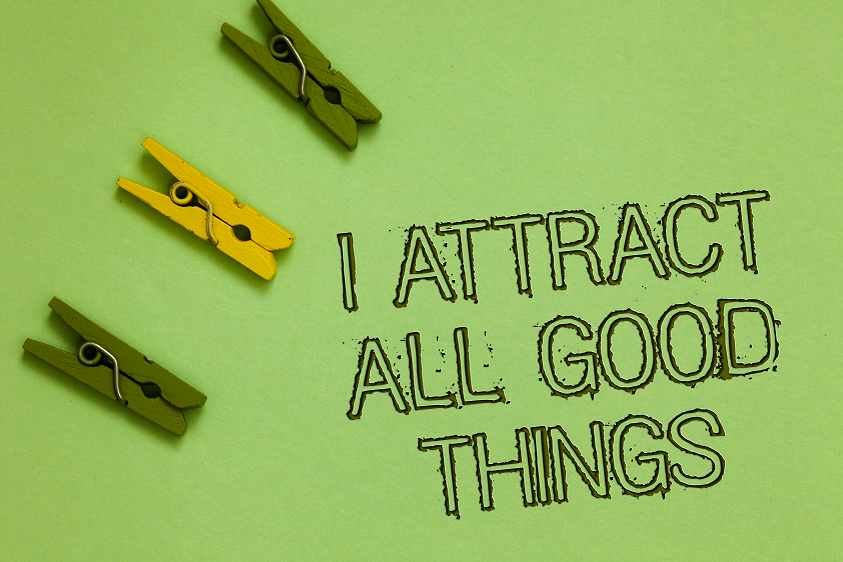 Attract all good things
